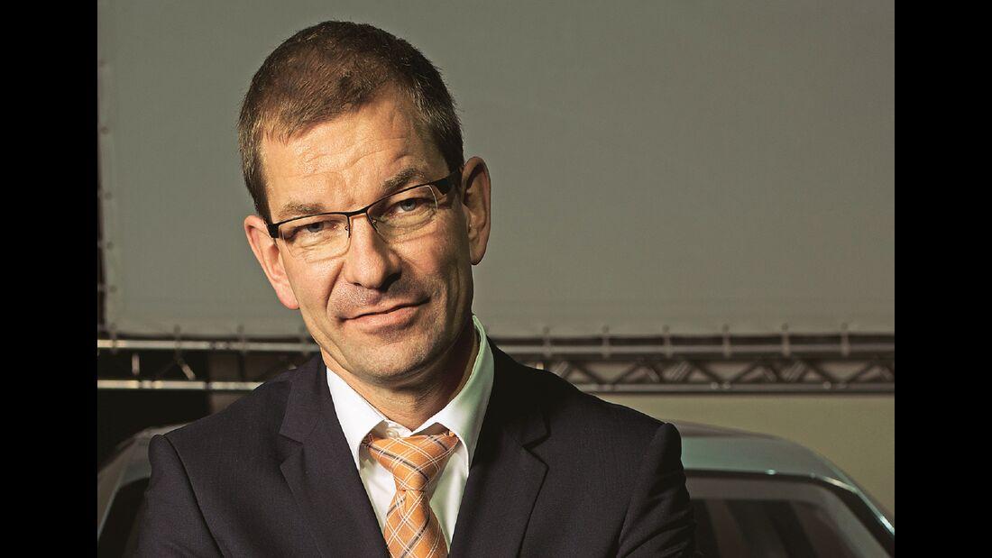 Markus Duesmann, AMS1416