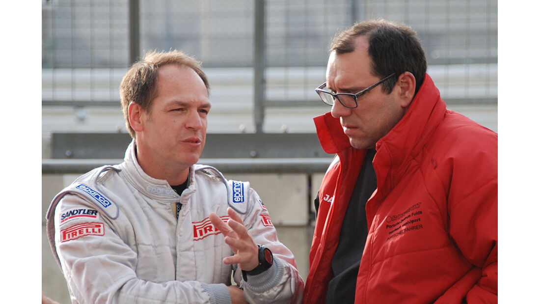 Markus Grossmann, Uwe Retzbach