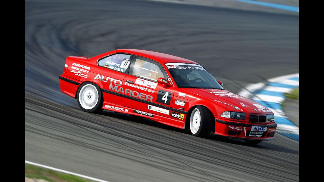 Markus Militzer, Drifter4DriftChallenge, High Performance Days 2012, Hockenheimring