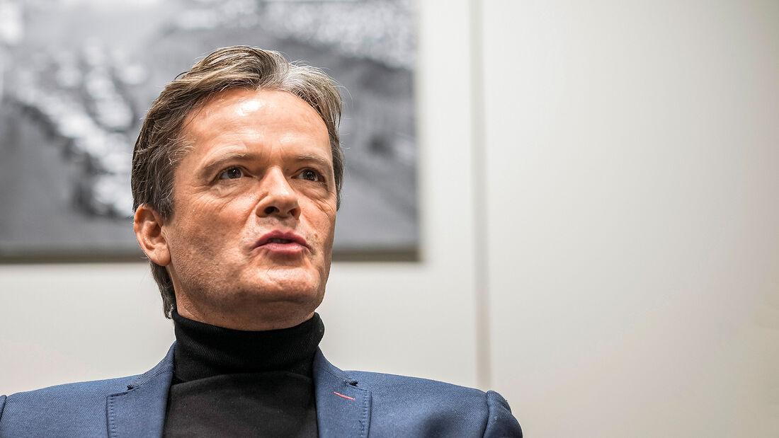 Markus Schäfer, Mercedes-Entwicklungsvorstand
