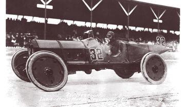 Marmon Wasp, 1911 Indianapolis 500, Rückspiegel, 01/2016