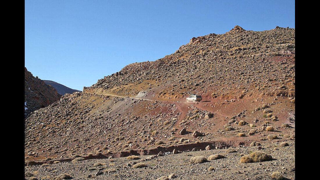 Marokko-Reise 4x4 Adventure Tours