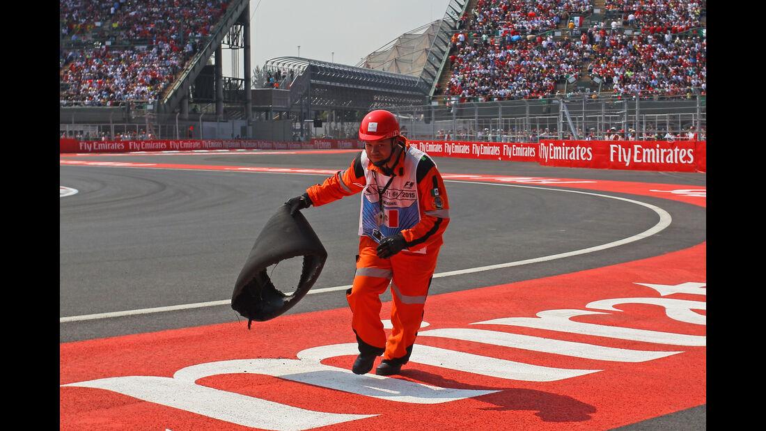 Marshal - GP Mexiko 2015
