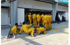 Marshalls - Formel 1 - GP Malaysia - Sepang - 27. März 2014