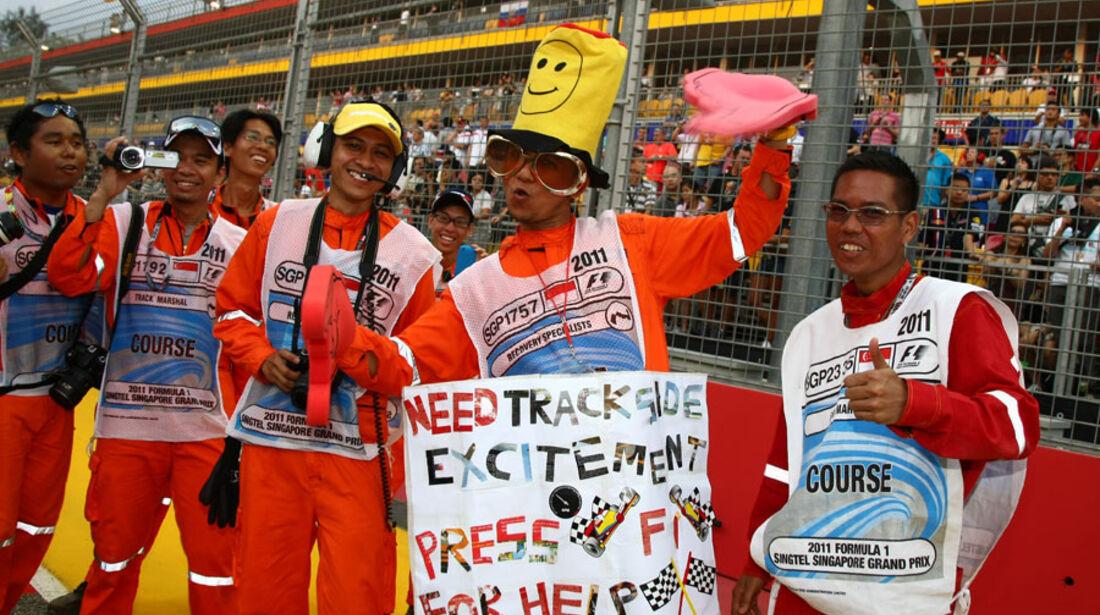 Marshalls GP Singapur 2011