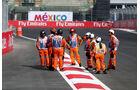 Marshals - Formel 1 - GP Mexico - 29. Oktober 2015