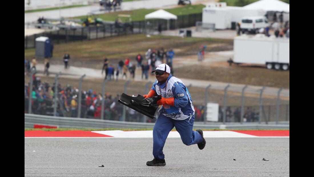 Marshals - GP USA 2015