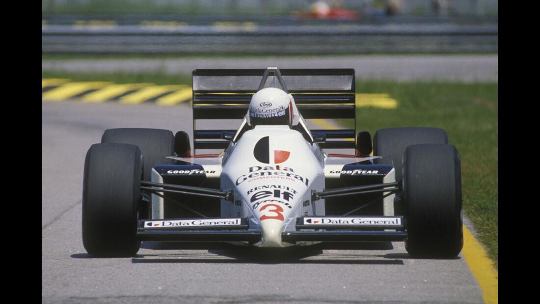 Martin Brundle 1986