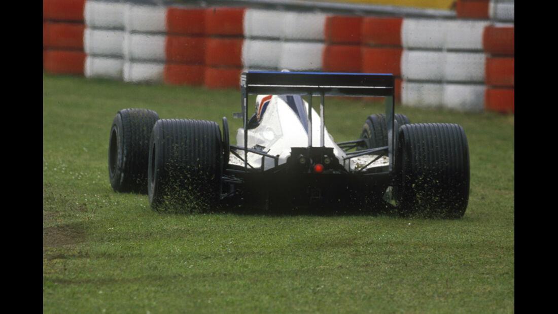 Martin Brundle 1989