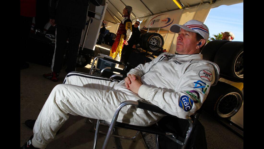 Martin Brundle Daytona 2011