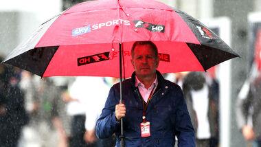 Martin Brundle - GP Japan 2014