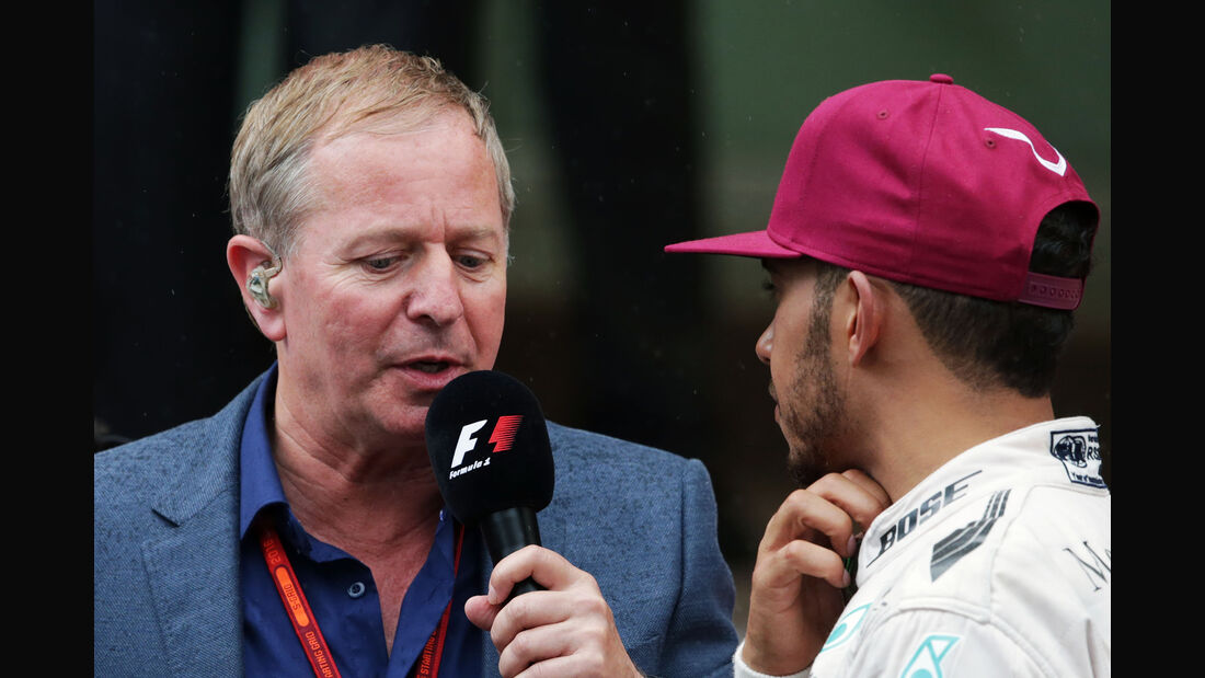 Martin Brundle - GP Monaco 2016