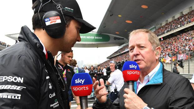 Martin Brundle - Sky F1