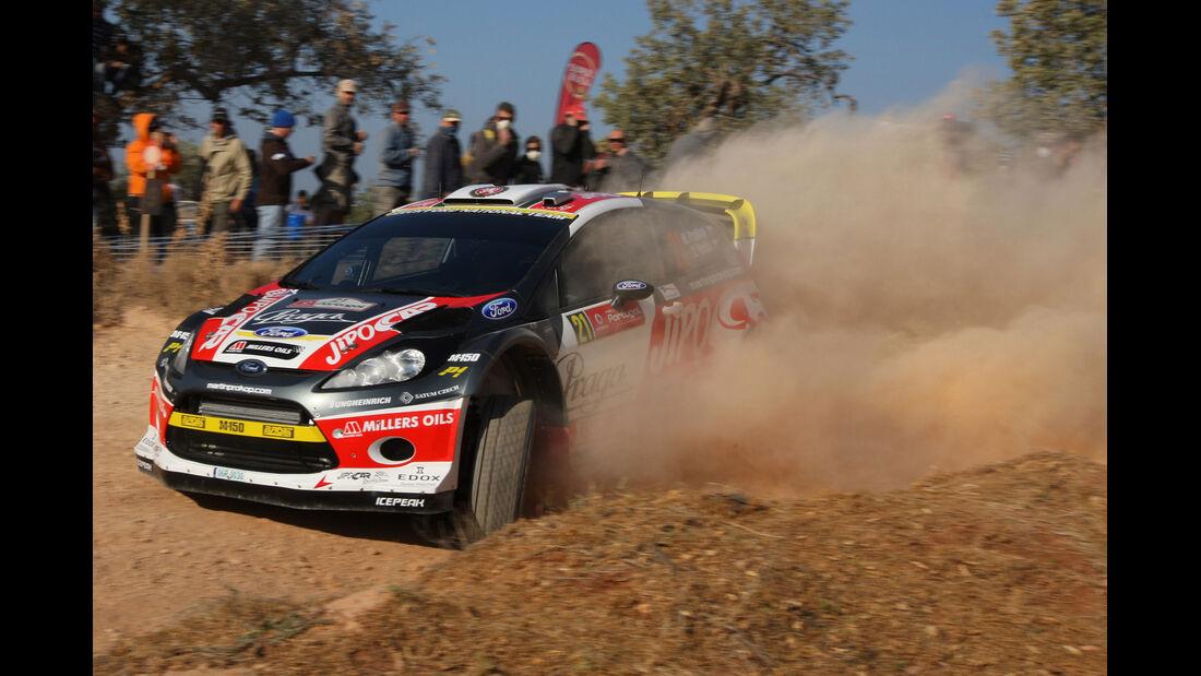 Martin Prokop Rallye Portugal 2012