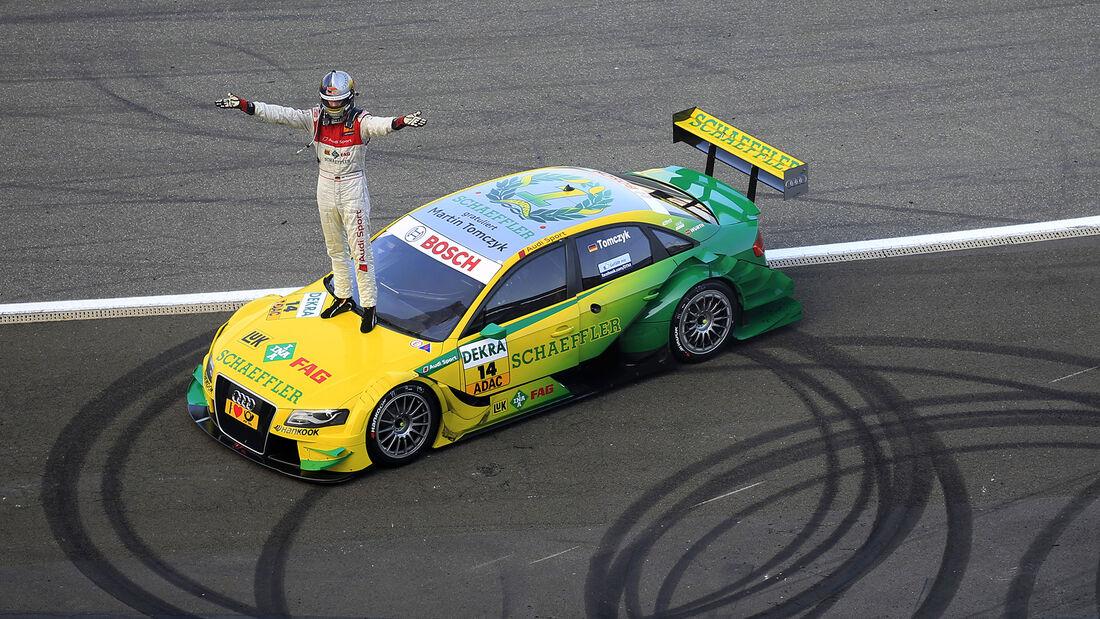 Martin Tomczyk - Audi A4 DTM - DTM 2011