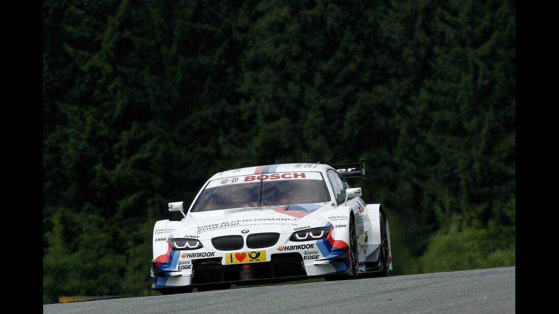Martin Tomczyk BMW DTM Spielberg 2012