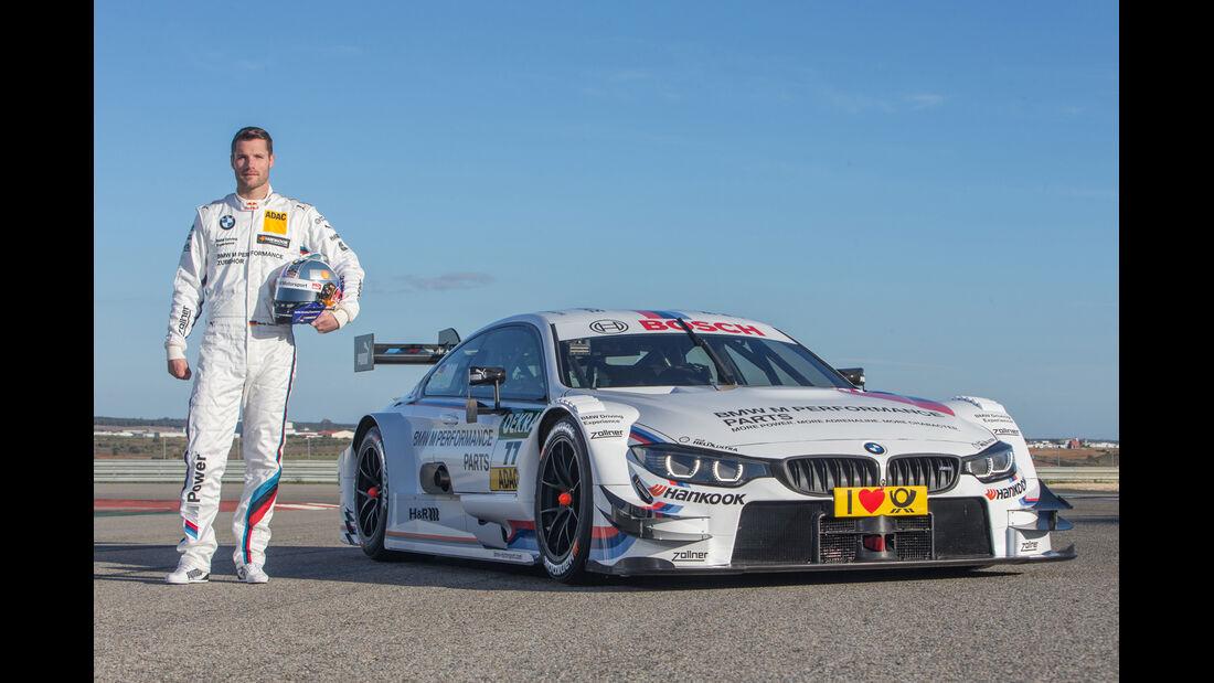 Martin Tomczyk - BMW M4 DTM 2015