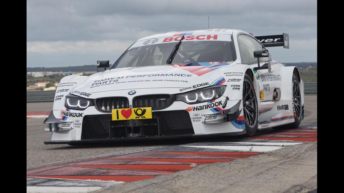 Martin Tomczyk - BMW M4 DTM - DTM 2014