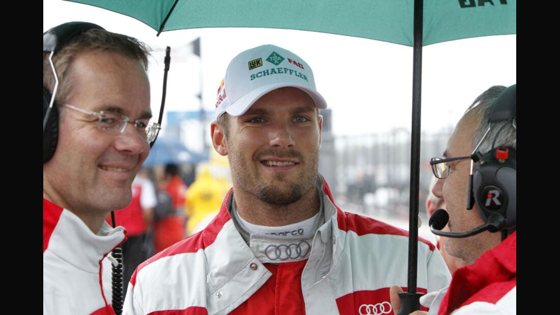 Martin Tomczyk DTM Brands Hatch 2011