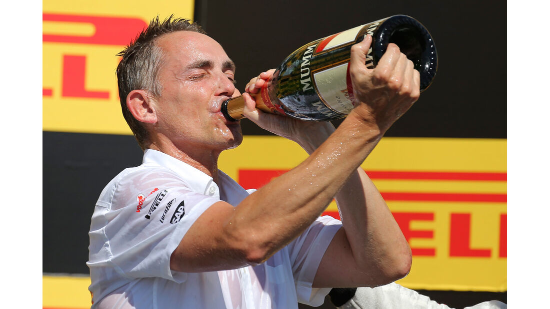 Martin Whitmarsh GP Kanada 2012