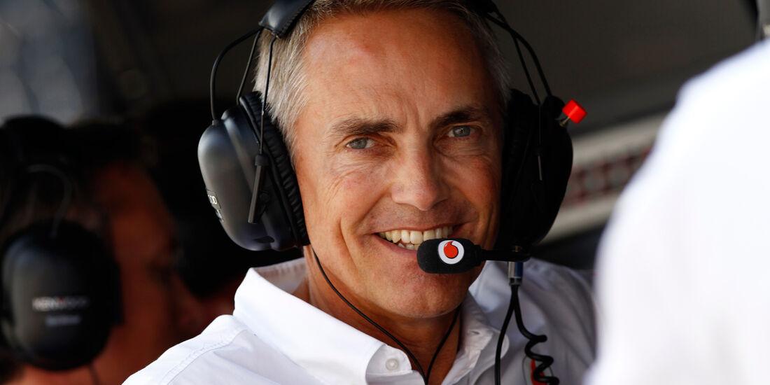 Martin Whitmarsh - McLaren