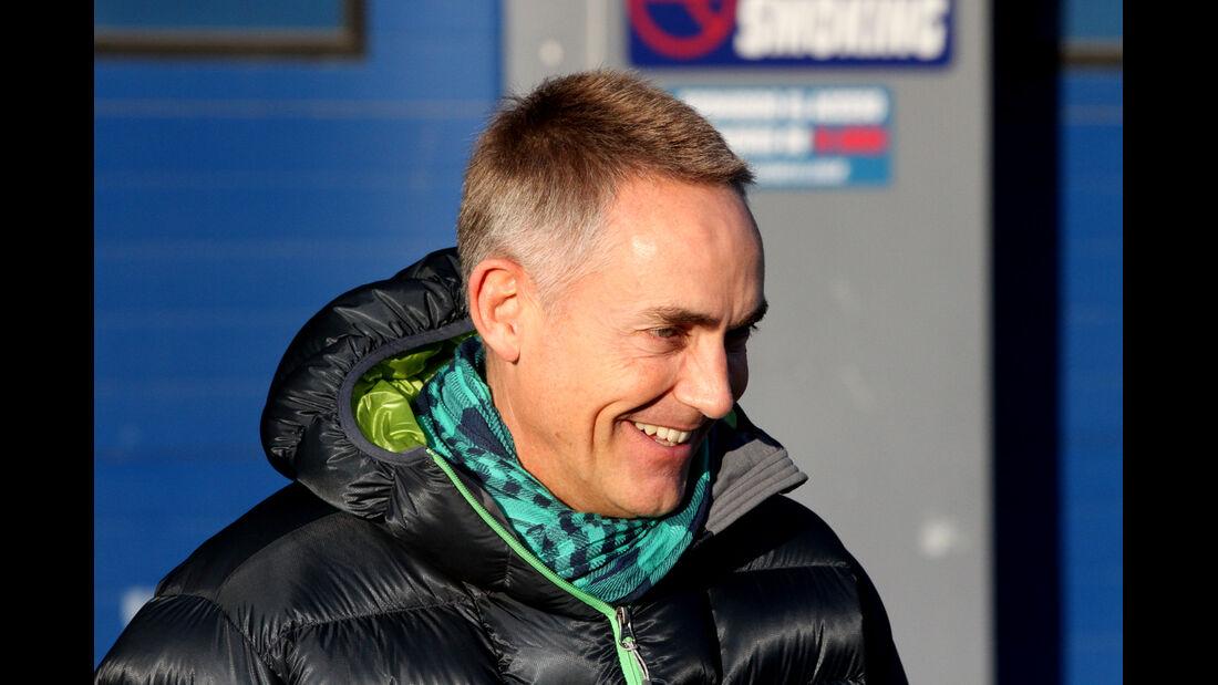Martin Whitmarsh - McLaren - Formel 1 - Test - Jerez - 6. Februar 2013