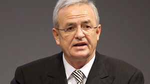 Martin Winterkorn VW-Chef