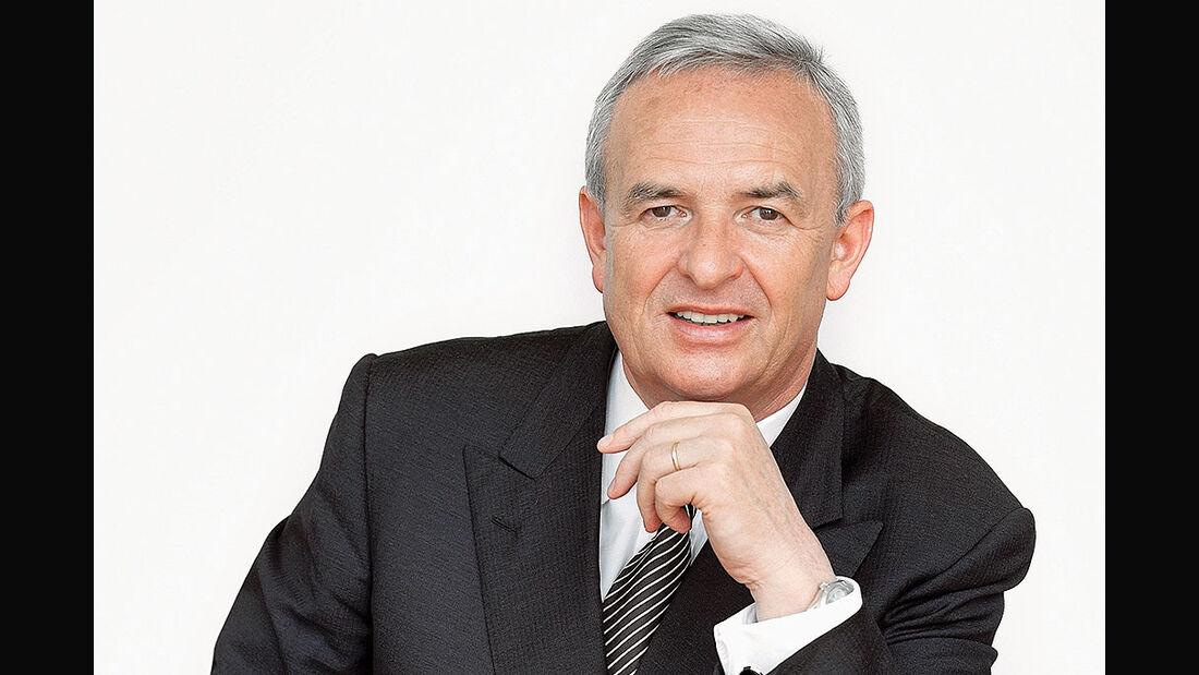 Martin Winterkorn, VW