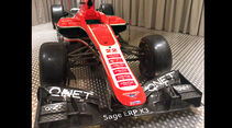 Marussia Auktion - John Pye Auctions
