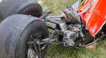 Marussia - Danis Bilderkiste - GP Kanada 2014