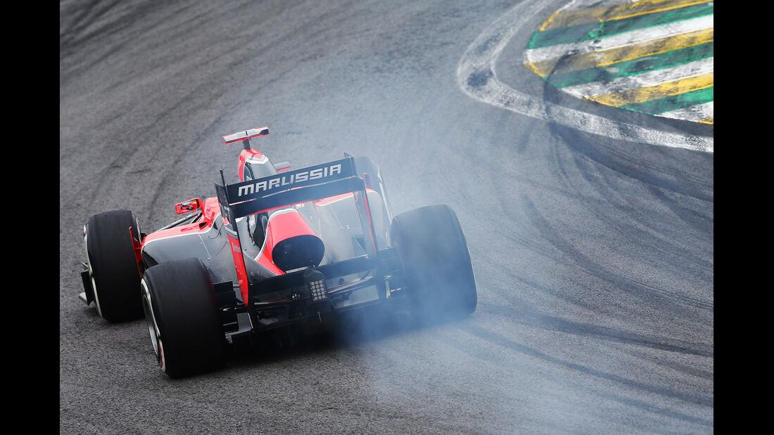 Marussia Formel 1 2012