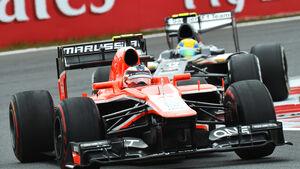 Marussia - Formel 1 - 2013