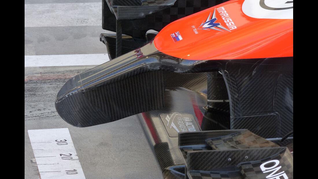Marussia - Formel 1 - Bahrain - Test - 2. März 2014