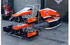 Marussia - Formel 1 - GP Australien - 12. März 2014