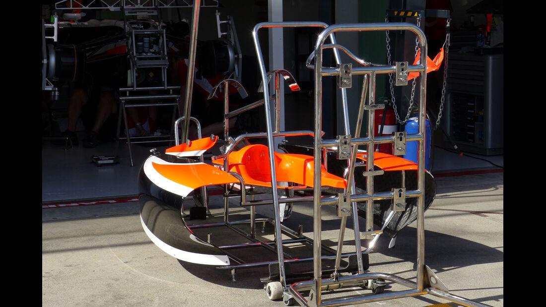 Marussia - Formel 1 - GP Australien - 13. März 2014