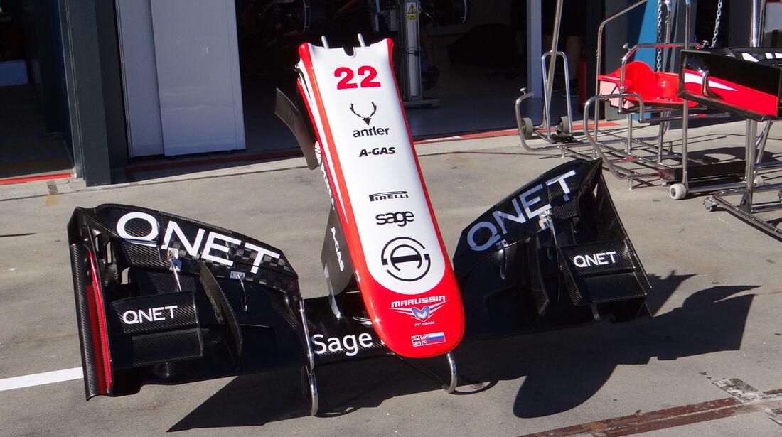 Marussia - Formel 1 - GP Australien - 14. März 2013
