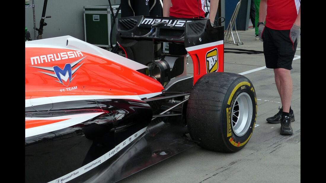 Marussia  - Formel 1 - GP Australien - 15. März 2014