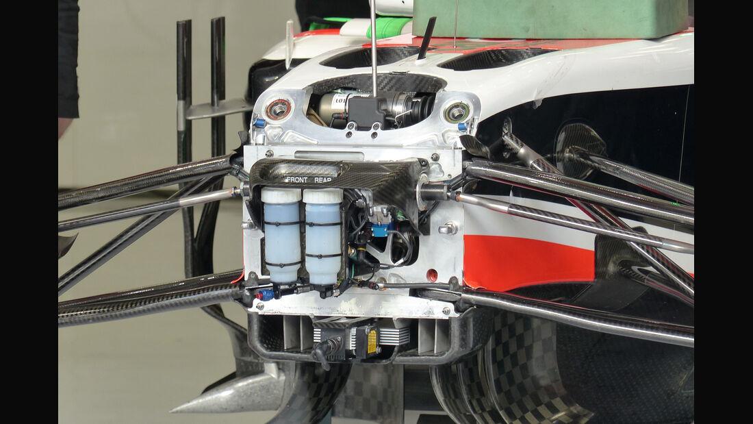 Marussia - Formel 1 - GP Bahrain - Sakhir - 4. April 2014