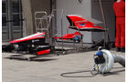 Marussia - Formel 1 - GP China - 11. April 2013