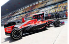 Marussia - Formel 1 - GP China - 12. April 2013