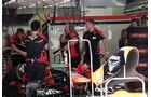 Marussia - Formel 1 - GP China - 14. April 2012