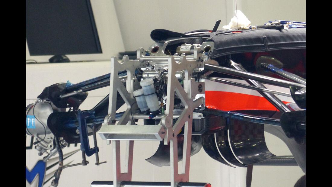 Marussia - Formel 1 - GP China - Shanghai - 16. April 2014