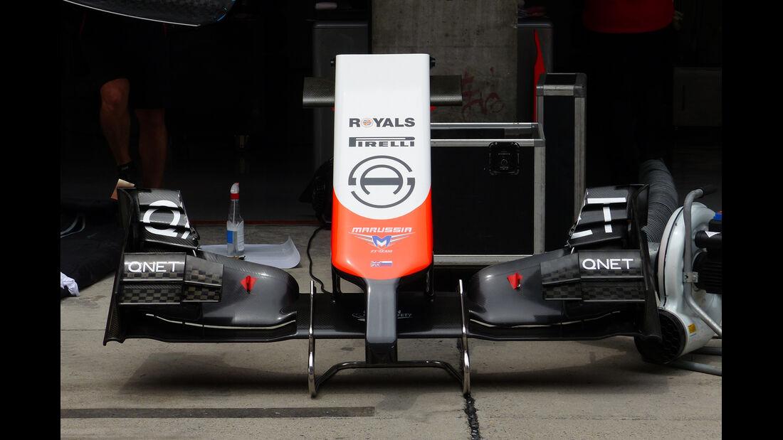 Marussia - Formel 1 - GP China - Shanghai - 17. April 2014