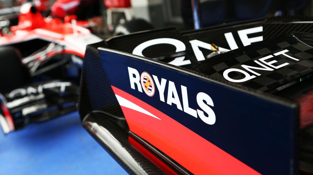Marussia - Formel 1 - GP Deutschland - 4. Juli 2013