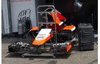 Marussia - Formel 1 - GP Deutschland - Hockenheim - 16. Juli 2014