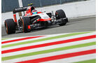 Marussia - Formel 1 - GP Italien - 5. September 2014