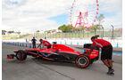 Marussia - Formel 1 - GP Japan - Suzuka - 10. Oktober 2013