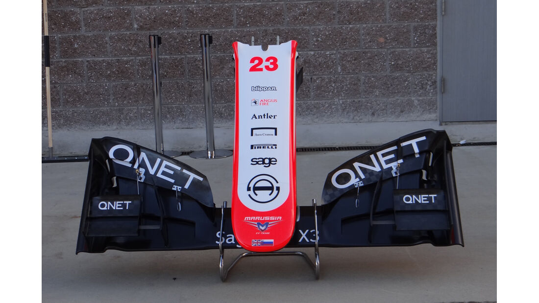 Marussia - Formel 1 - GP Korea - 2. Oktober 2013