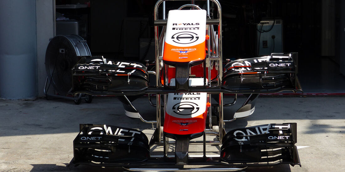 Marussia - Formel 1 - GP Malaysia - Sepang - 27. März 2014
