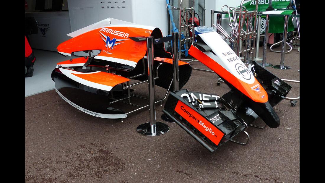 Marussia - Formel 1 - GP Monaco - 20. Mai 2014